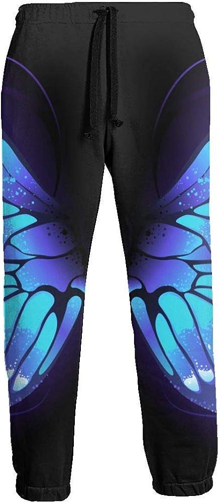 Brillantes, Purple Butterfly Wings Hip Hop Premium Slim Fit ...