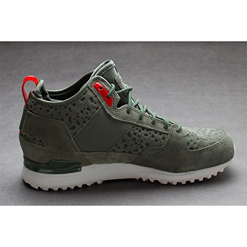 Adidas - Military Trail Runner - M20996 - Farbe: Grün-Olivgrün-Weiß - Größe: 40.0