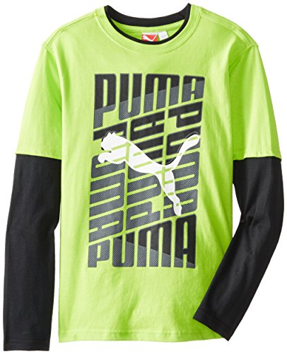 PUMA Big Boys Graphic Tee