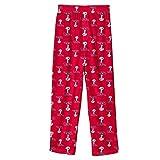 MLB Infant/Toddler Boys' Philadelphia Phillies Printed Pant, Red, Medium (3T)