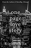 One Page Love Story, Rich Walls, 0984794689