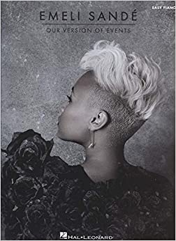 Book Emeli Sandé - Our Version of Events (Easy Piano Personality)
