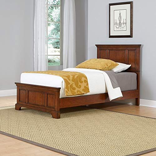 Chesapeake Classic Cherry King Bed by Home Styles