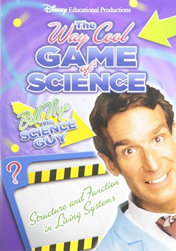 UPC 818522010816, Bill Nye's Way Cool Game of Science: Structure