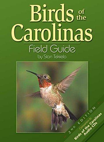 Birds of the Carolinas Field Guide, Second Edition: Companio