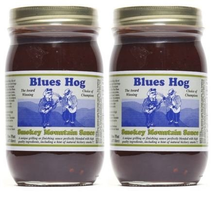 Blues Hog Smokey Mountain Sauce - 16 oz (Pack of 2) ()