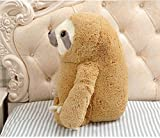 NEW Hot Sale Birthday Gift Cartoon Sloth Plush Stuffed Doll Cute Soft Animal Toys
