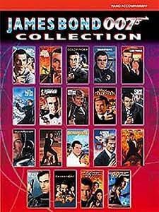 James Bond 007 Collection: Piano Accompaniment. Partituras para Acompañamiento de Piano