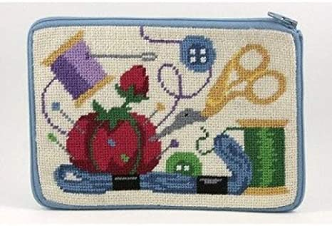 Amazon.com: Neceser – Kit de costura – Needlepoint: Home ...