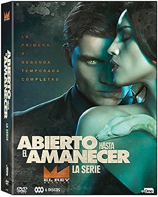 Pack Abierto Hasta El Amanecer Temporada 1+2 [DVD]: Amazon.es ...