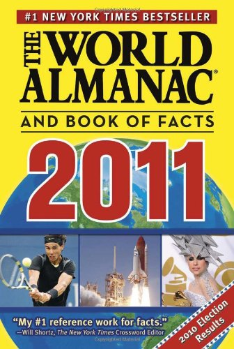 The World Almanac and Book of Facts 2011 pdf epub