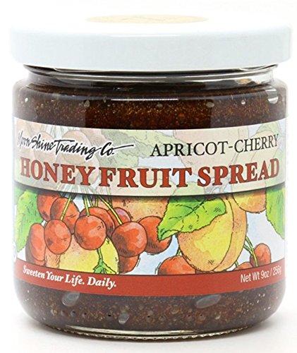 - Honey Fruit Spread Apricots & Cherries - 1 Medium (9oz) Jar