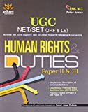UGC NET/SET (JFR&LS) Human Rights & Duties Paper II & III