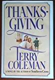 Thanksgiving, Terry coleman, 0671425706