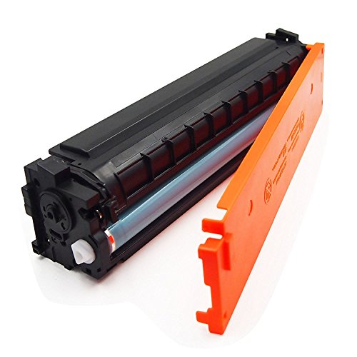 For HP 410A 410X (CF410X CF411X CF412X CF413X)Multipack (4-pack) High Yield Toner Cartridges, Compatible with Color LaserJet Pro MFP M452dn M452dw M452nw M377dw M477fdw M477fnw M477fdn Printer by HaloFox (Image #3)'