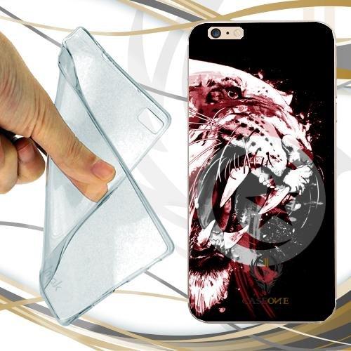CUSTODIA COVER CASE TIGRE TUNISIA PER IPHONE 7