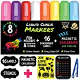 Best Blackboard Markers - Chalk Markers by Vaci, Pack of 8 + Review