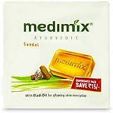 Medimix Ayurvedic Sandal Soap, 3x125g