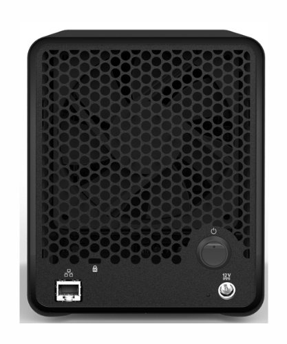 Drobo 5N 20TB: Network Attached Storage - 5 bay array - 20TB storage included with 5 x 4TB hard drives - Gigabit Ethernet port (DRDS4A21-20TB) by Drobo (Image #1)