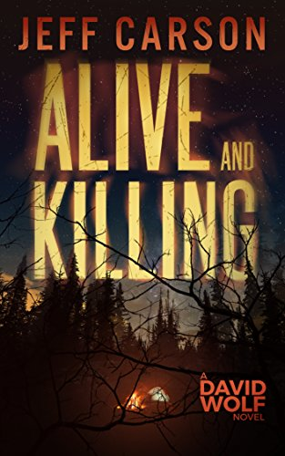 book cover of Alive and Killing