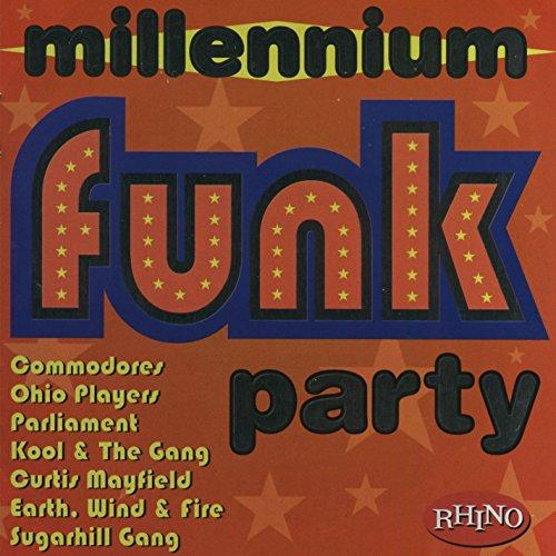 Millennium Funk Party (Funk Music Cd)