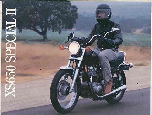 1978 Yamaha Xs650 - 1