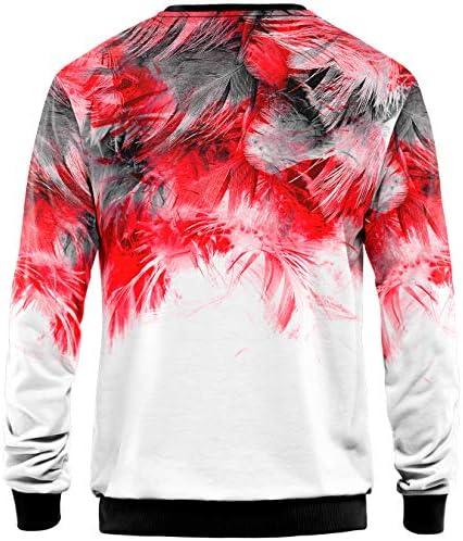 Blowhammer - Sweatshirt Herren - Red Wind SWT
