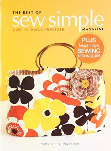 LEISURE ARTS-Sew Simple