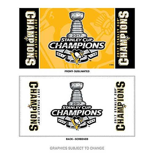 Pittsburgh Penguins 2017 Stanley Cup Champions Official Locker Room Towel (Stanley Cup Locker Room)