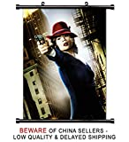 Marvels Agent Carter TV Show Fabric Wall Scroll Poster (32x41) inches