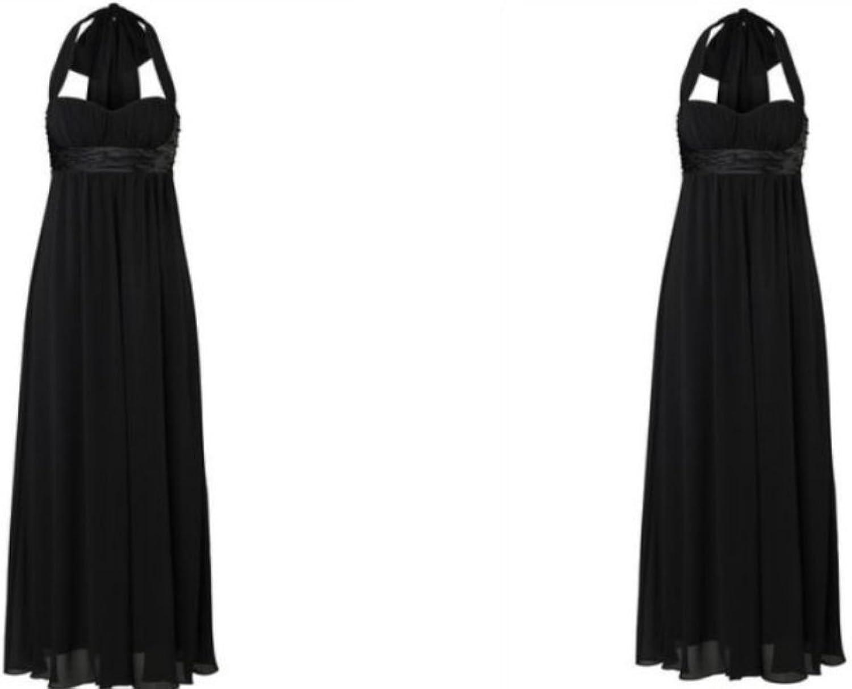 Laura Scott Evening Kleid, Abendkleid & Schal K- Gr. 11 (11