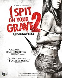 I Spit on your Grave 2 - Unrated [Alemania] [Blu-ray]