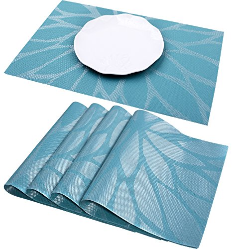 Placemats Washable Resistant Kitchen Thermal product image