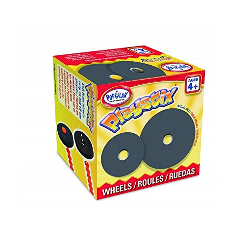 (Popular Playthings Playstix Wheels Kit)