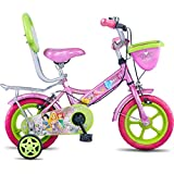 Hero Disney 12T Princess Junior Cycle With Carrier  8-inches (Pink)