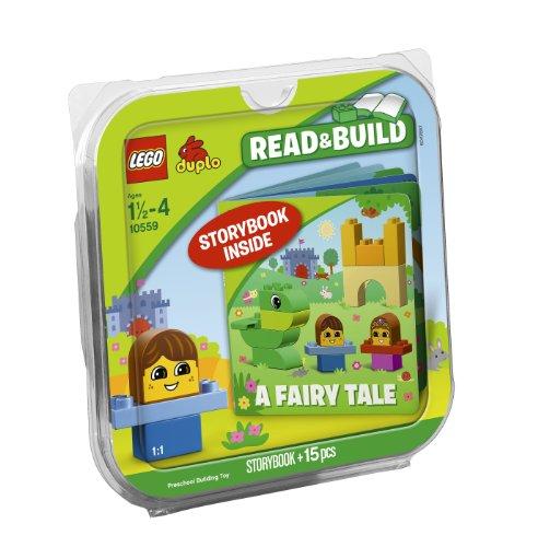 LEGO 10559 A Fairy Tale (Adventure Fairy Tale Castle)