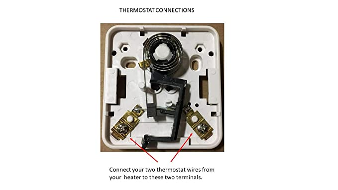 Mr Heater F210359 Thermostat For Heater Amazon Ca Home Kitchen