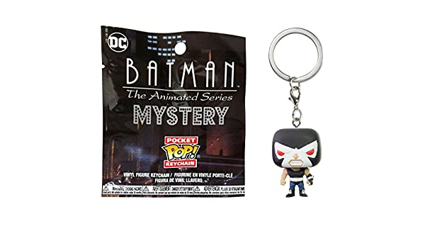 Amazon.com: Bane: Funko Mystery Pocket POP! x Batman The ...