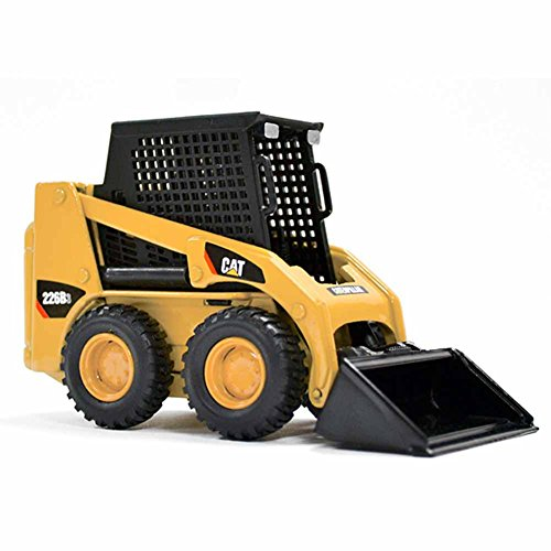 Caterpillar Skid Steer Loaders - Caterpillar 55036 1:32 Scale 226 Skid Steer Loader with Work Tools