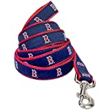 MLB Boston Red Sox Dog Leash, Medium/Large