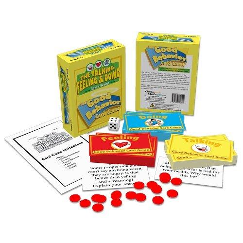 The Talking, Feeling, & Doing Good Behavior Card Game (Good Cards)