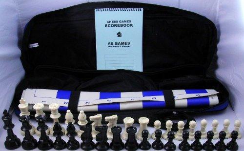 魅力的な Tournament Pro Pro & Chess Bag Combo w w// Pieces & Board B00EDP5AX0, ヘナハーブショップ BOH:126161fa --- arianechie.dominiotemporario.com
