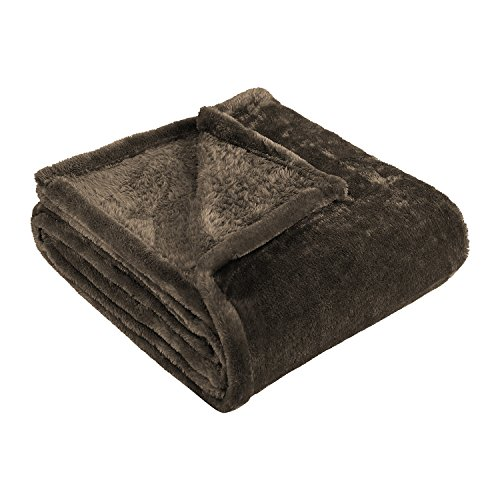 Fleece Blankets, Thick, Cozy, and Warm Premium Quality Fleece, Velvety Soft Bed Blankets and Throws - 66