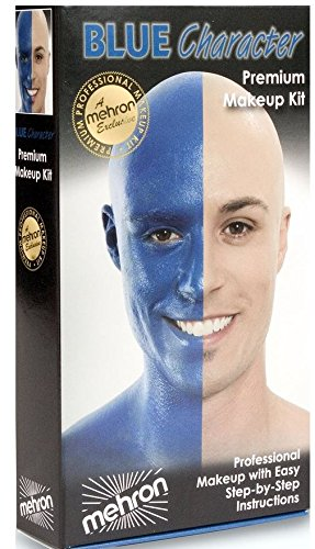KMP-B (Blue Man Costume Kit)