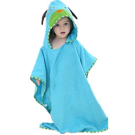 Sweetheart - Toalla de baño con Capucha para bebé, 100% algodón Suave, para