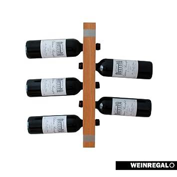 Moderne Weinregale weinregalo mini eiche das moderne design weinregal