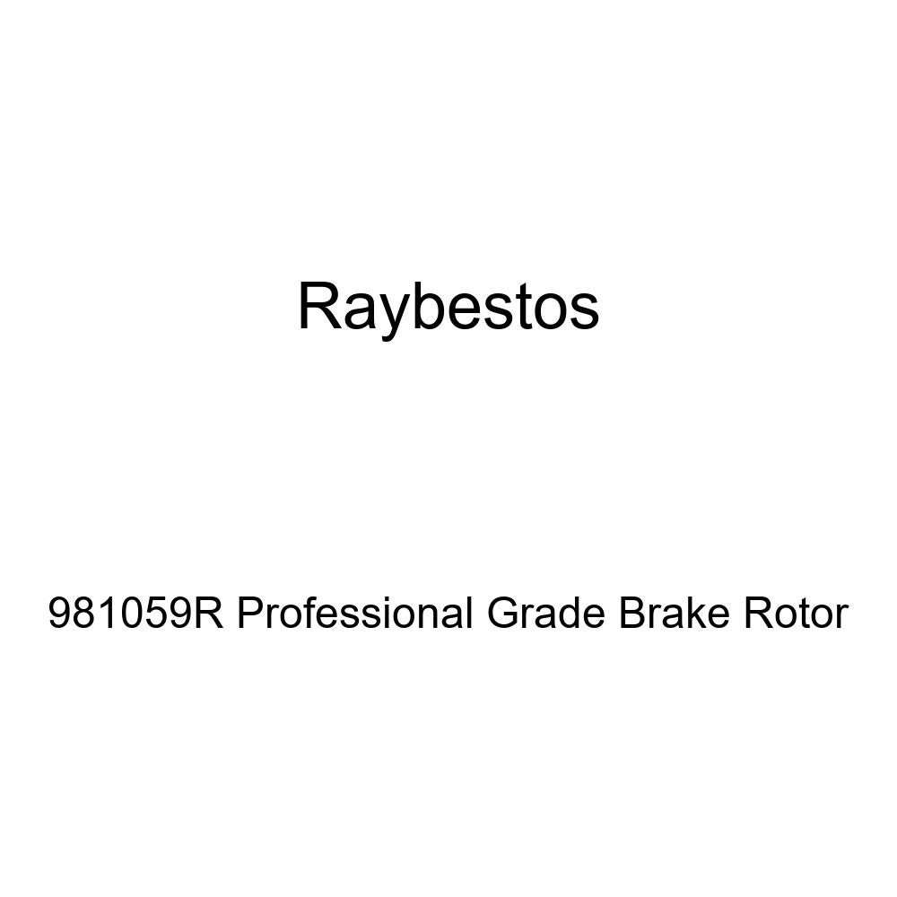 Raybestos 981059R Brake Rotor