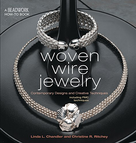 Design Creative Metal - Woven Wire Jewelry (Beadwork How-To)