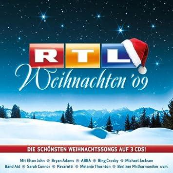 Rtl Weihnachten 2019.Rtl Weihnachten Various Amazon De Musik