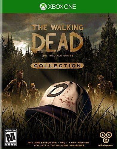 Warner Bros The Walking Dead Básico Xbox One Inglés vídeo - Juego ...